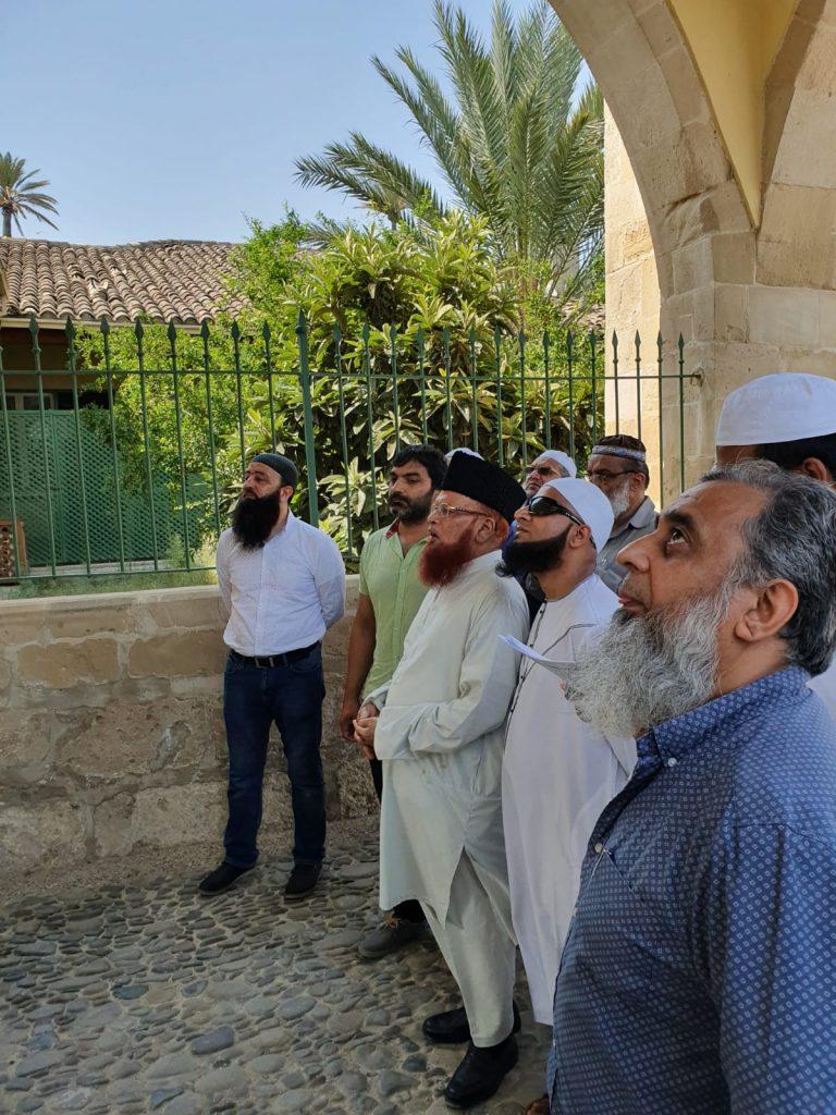 Mosque and Grave of Umm Ḥarām bint Milḥān (Cyprus)