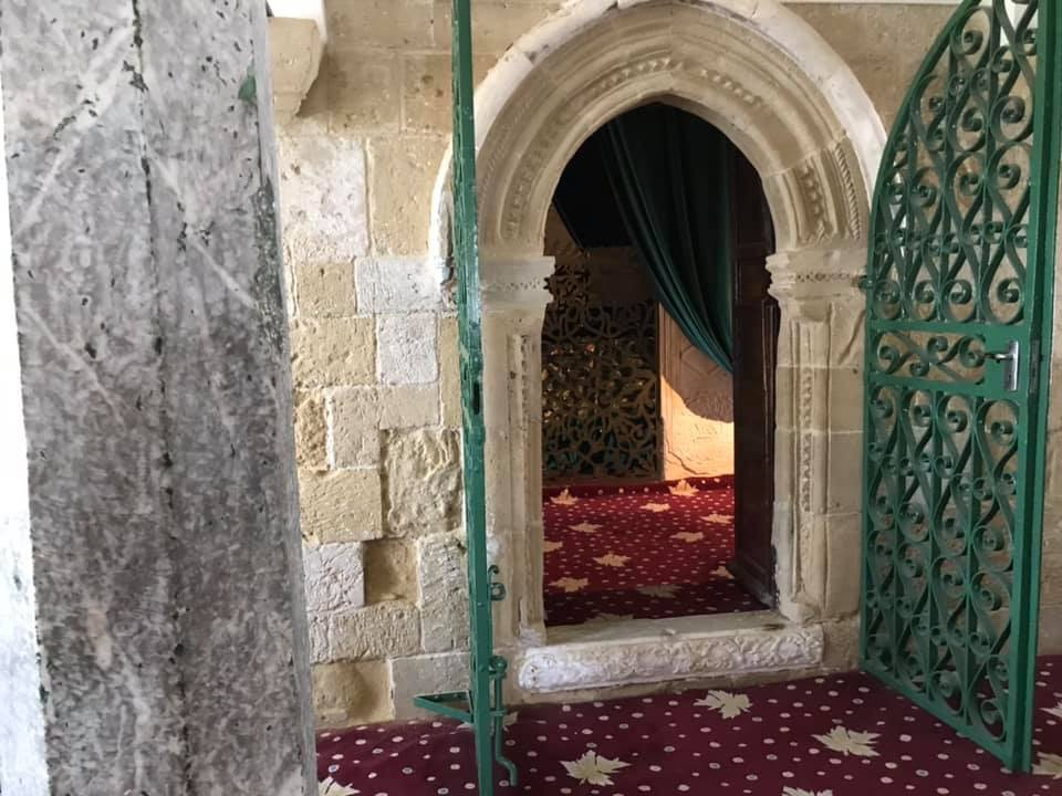 Mosque and Grave of Umm Ḥarām bint Milḥān (Cyprus)