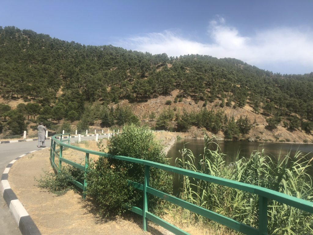 Troodos Mountains (Northwest Cyprus)