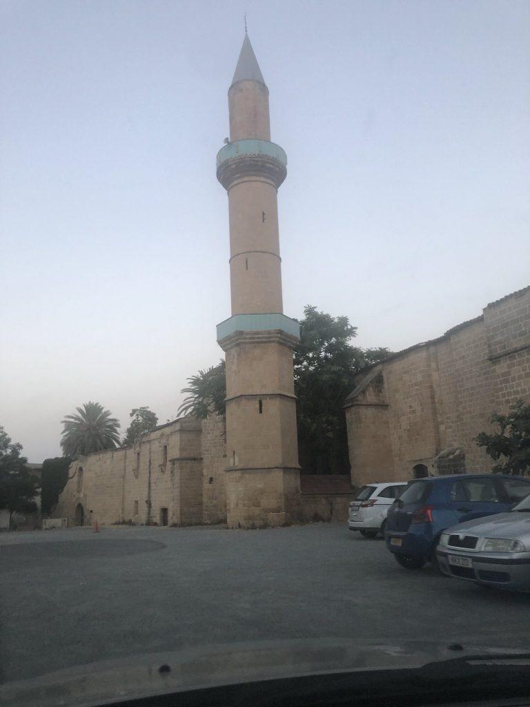 Umariyya Mosque (Nicosia, Cyprus)