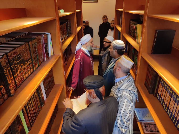Library of Madrasa al-Islah